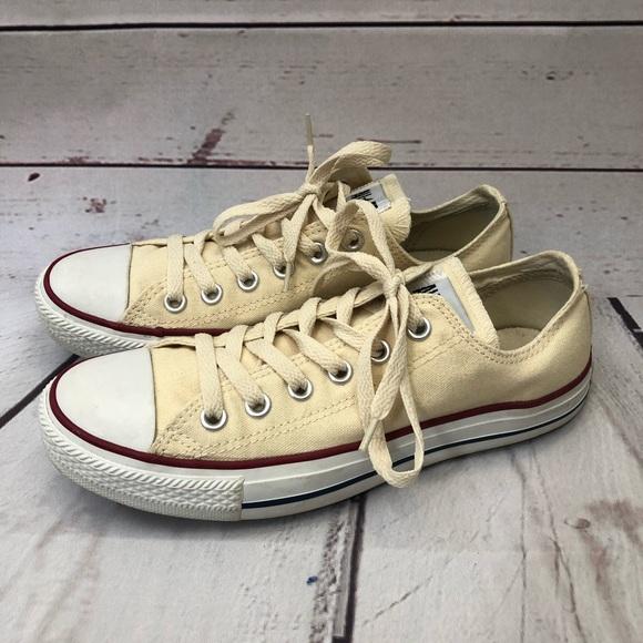 79c097c60bd634 Converse Shoes - CONVERSE All Star Cream Red Blue White M 6